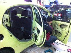 шумоизоляция автомобиля в Тюмени цена