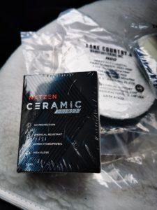 керамическое покрытие авто NXTZEN Ceramic Professional