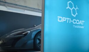 Керамическое покрытие авто OPTI-COAT