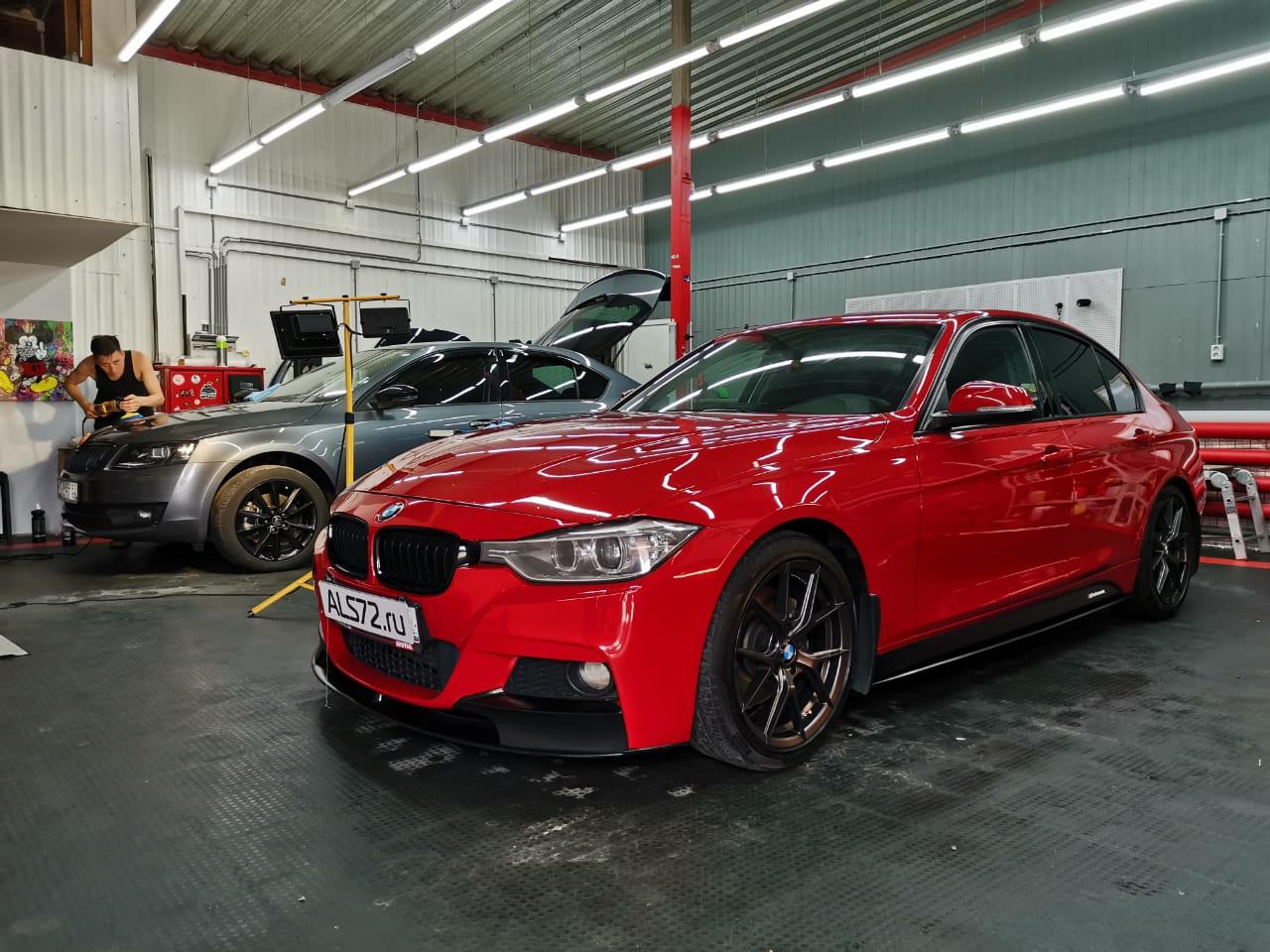BMW 335 NXTZEN CERAMIC PROFESSIONAL