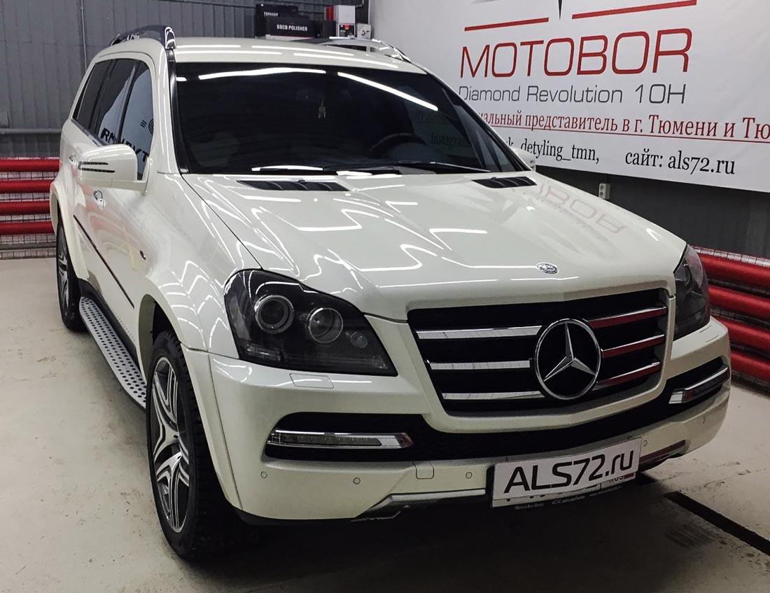 Mercedes бронеплёнка полиуретан Тюмень