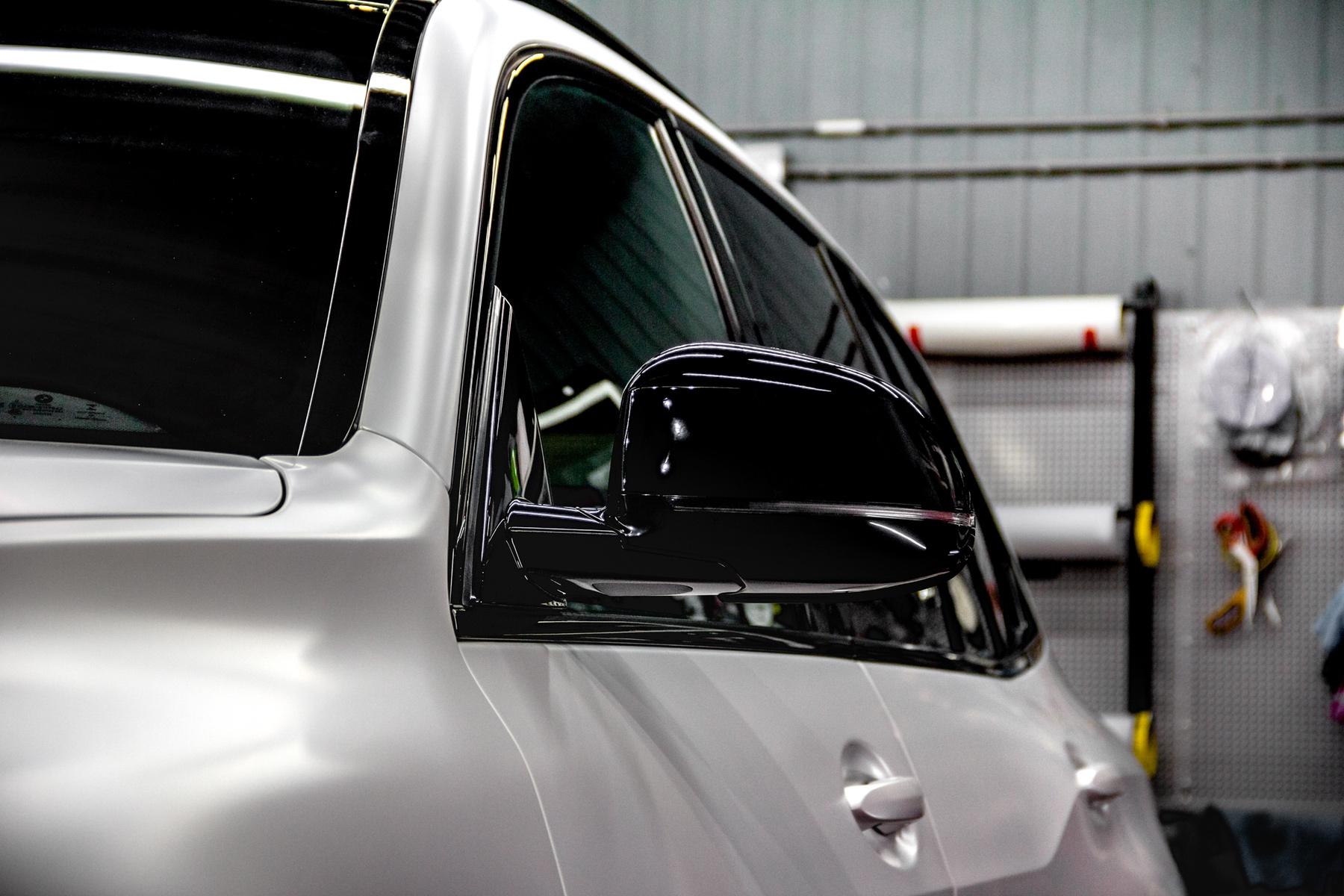 Детейлинг перламутрового BMW X5 - Тюмень - детейлинг-центр «АЛС»